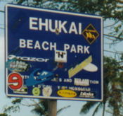 Ehukai Beach, Home Of The Banzai Pipeline