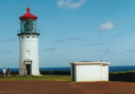 Lighthouse, Kauai